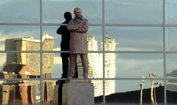 Սըր Ալեքս Ֆերգյուսոնի արձանը Մանչեսթրում