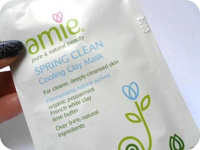 A picture of Amie Spring Clean Cooling Clay Mask