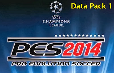 Download Data Pack 1 PES 2014