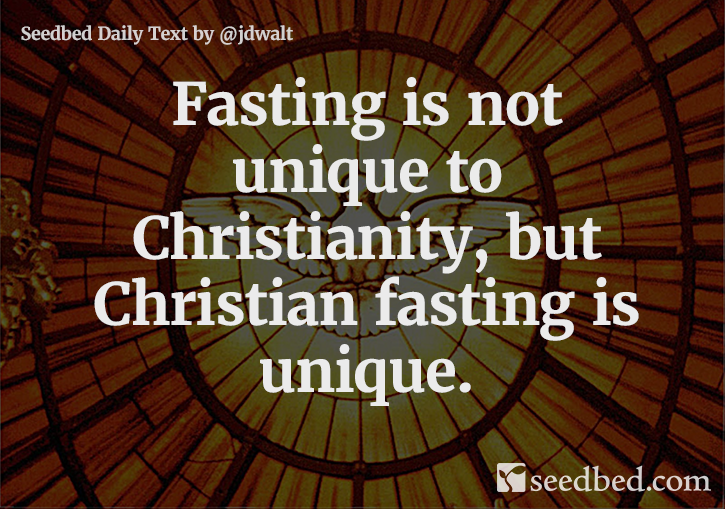 is fasting for christians