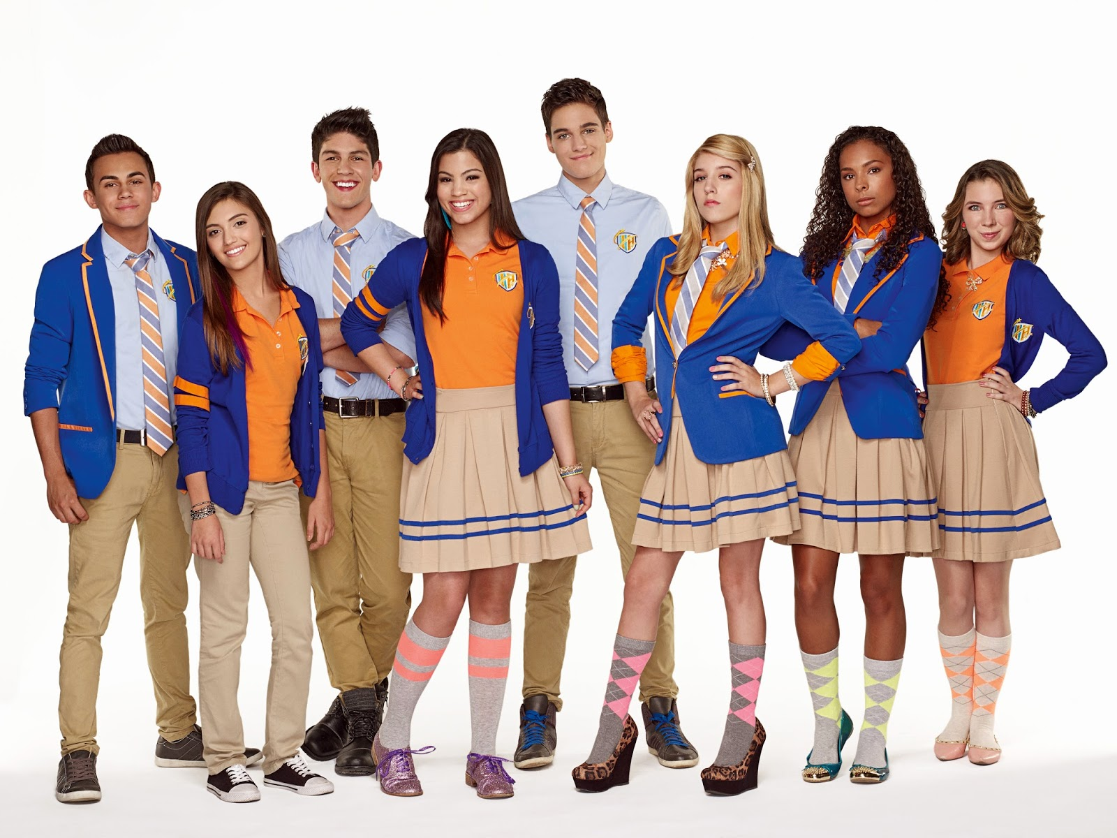 Every Witch Way Season 3 Wallpaper 'every Witch Way' Season Two