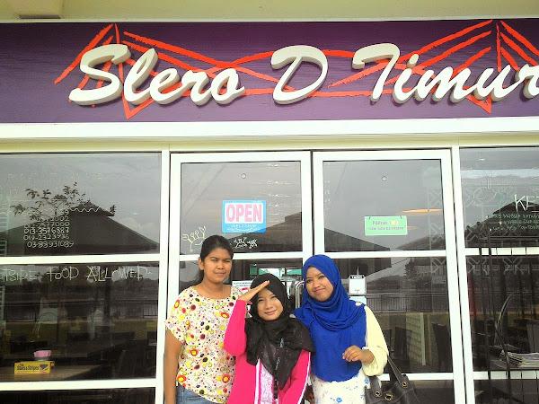 Lunch Di  Selero D'Timur di Ayer@8,Presint8,Putrajaya.