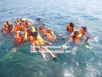 paket snorkeling di karimunjawa 3 hari