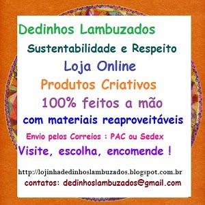 LOJINHA dos Dedinhos Lambuzados