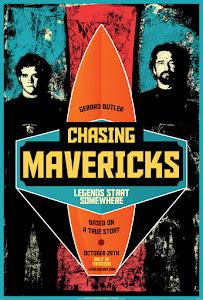 Chasing Mavericks Poster