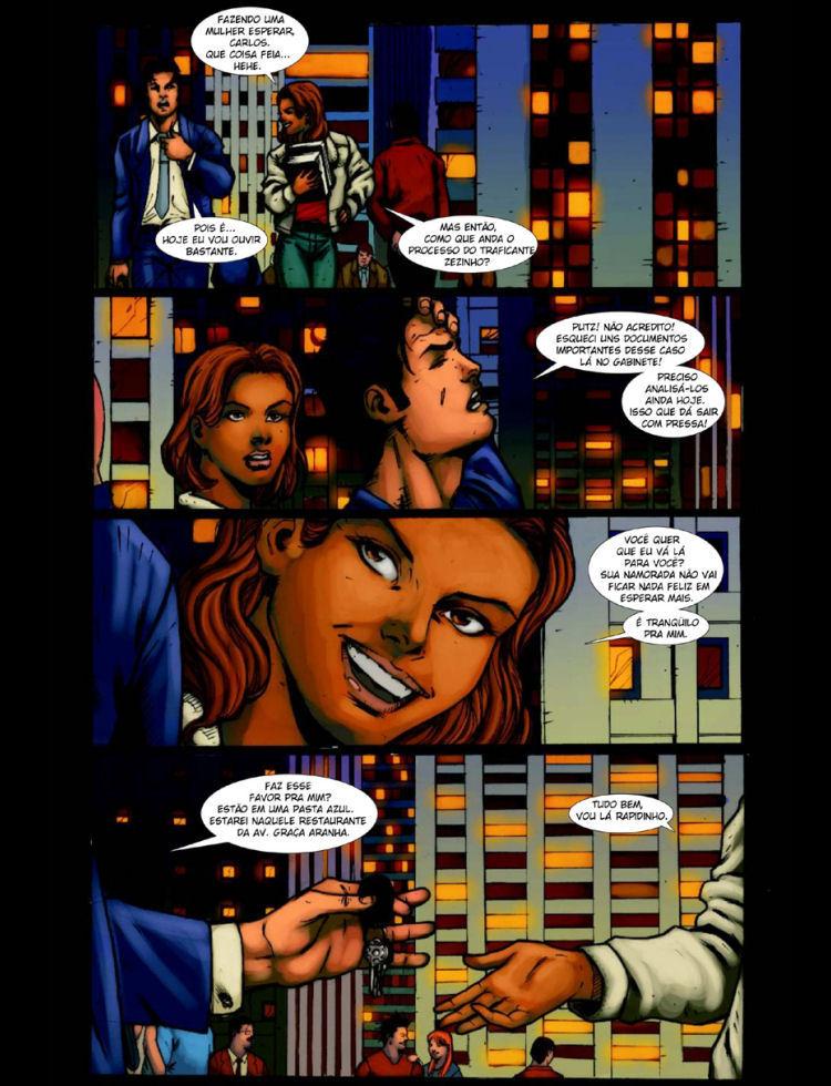 Guardião Noturno - Pagina 11