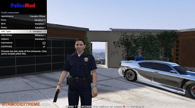 Baixar Police Mod 2 (v2.0.2) Para GTA V