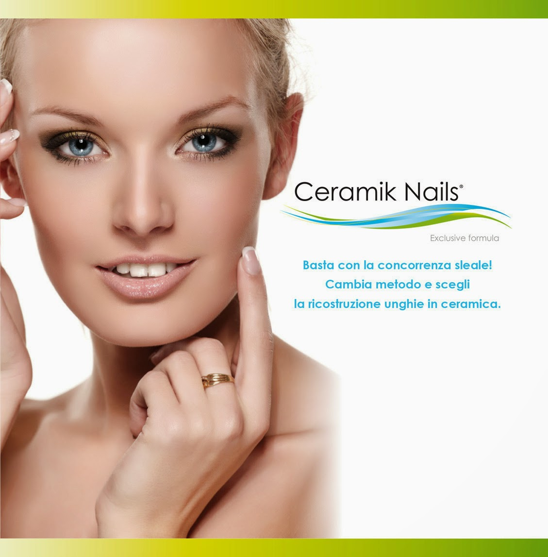 Ceramik nails