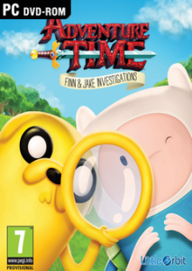 Download Adventure Time Finn and Jake Investigations Full Version Free for PC