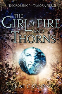 Fire Review: The Girl of Fire and Thorns by Rae Carson