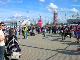 London 2012 Olympics - Around the Park