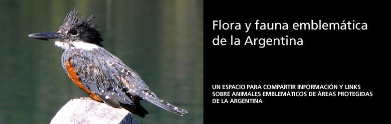 Flora y fauna emblemáticas