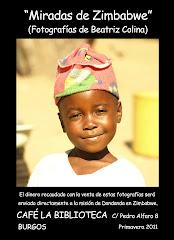 """EXPOSICIÓN DE FOTOS: """"Miradas de Zimbabwe"""""""