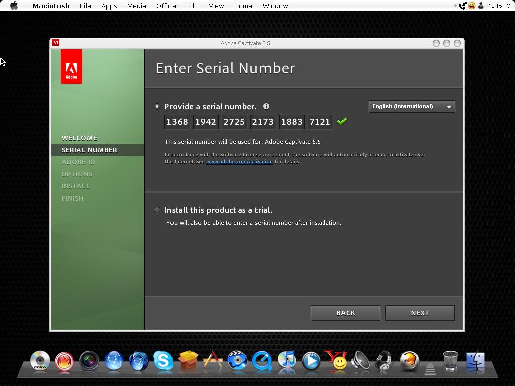 Photoshop cs5 serial code free.