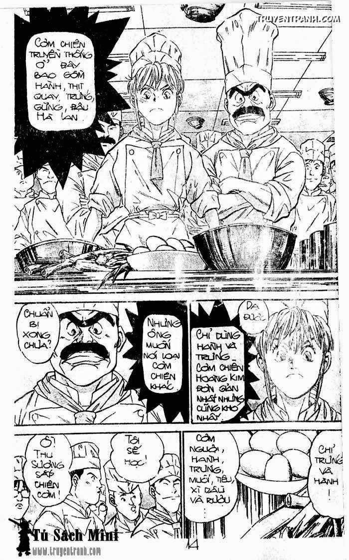 Đầu bếp siêu đẳng (Iron Wok Jan) Chapter 1 - Trang 8