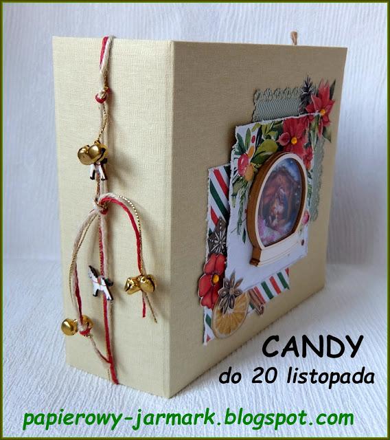 """candy w  """" Papierowy Jarmark"""""""