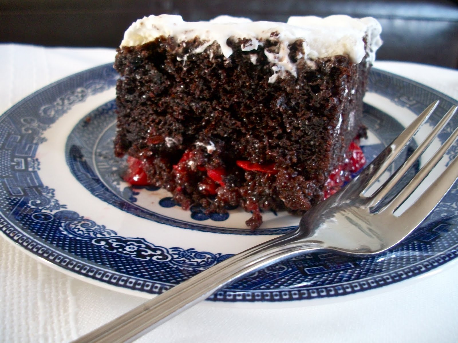Easy Black Forest Cake Recipe — Dishmaps