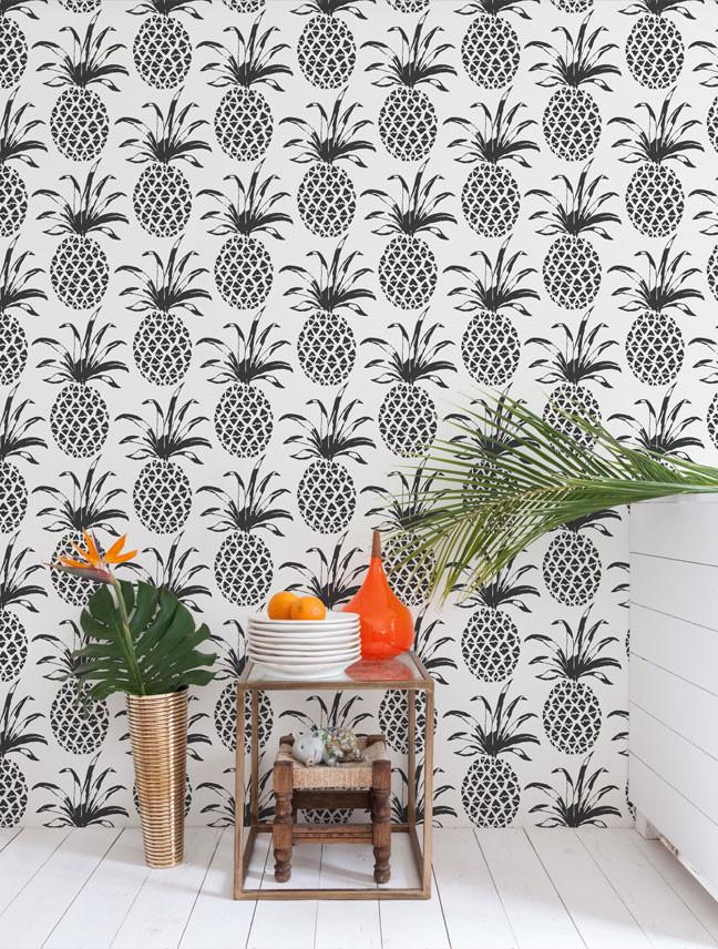 adelphi pineapple wallpaper - photo #22