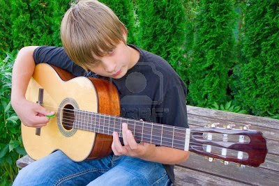 Learning To Play Guitar: Three Essential Elements