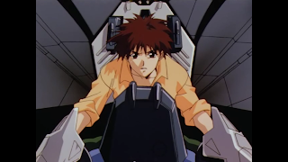 Martian Successor Nadesico Akito Tenkawa