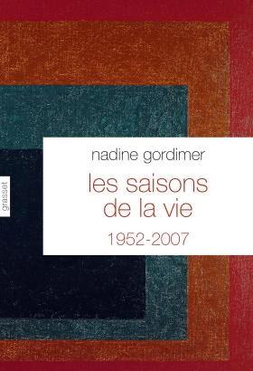 Les saisons de la vie Nadine Gordimer