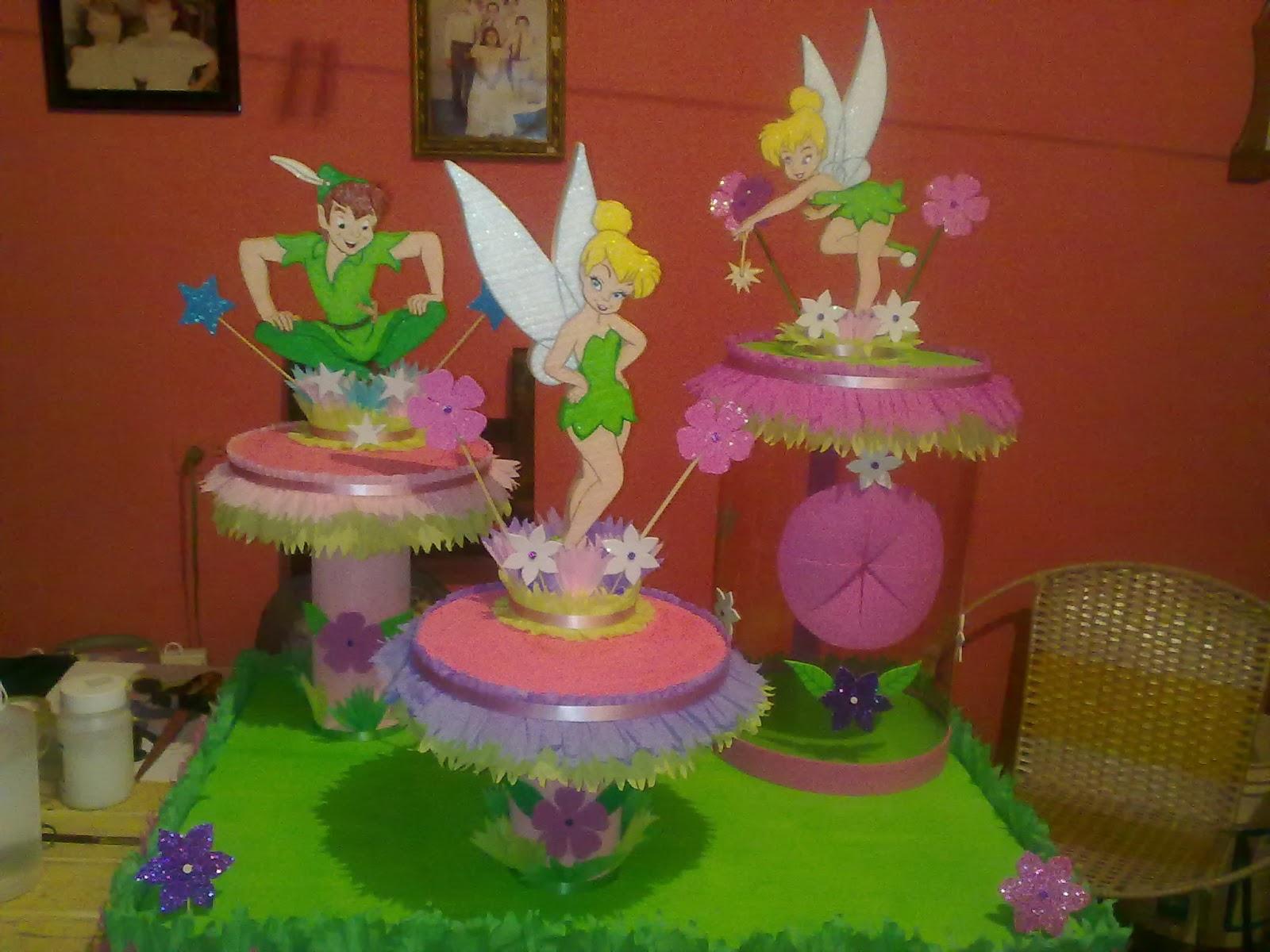 Chupeteras para fiestas infantiles imagui - Decoracion mesas infantiles ...