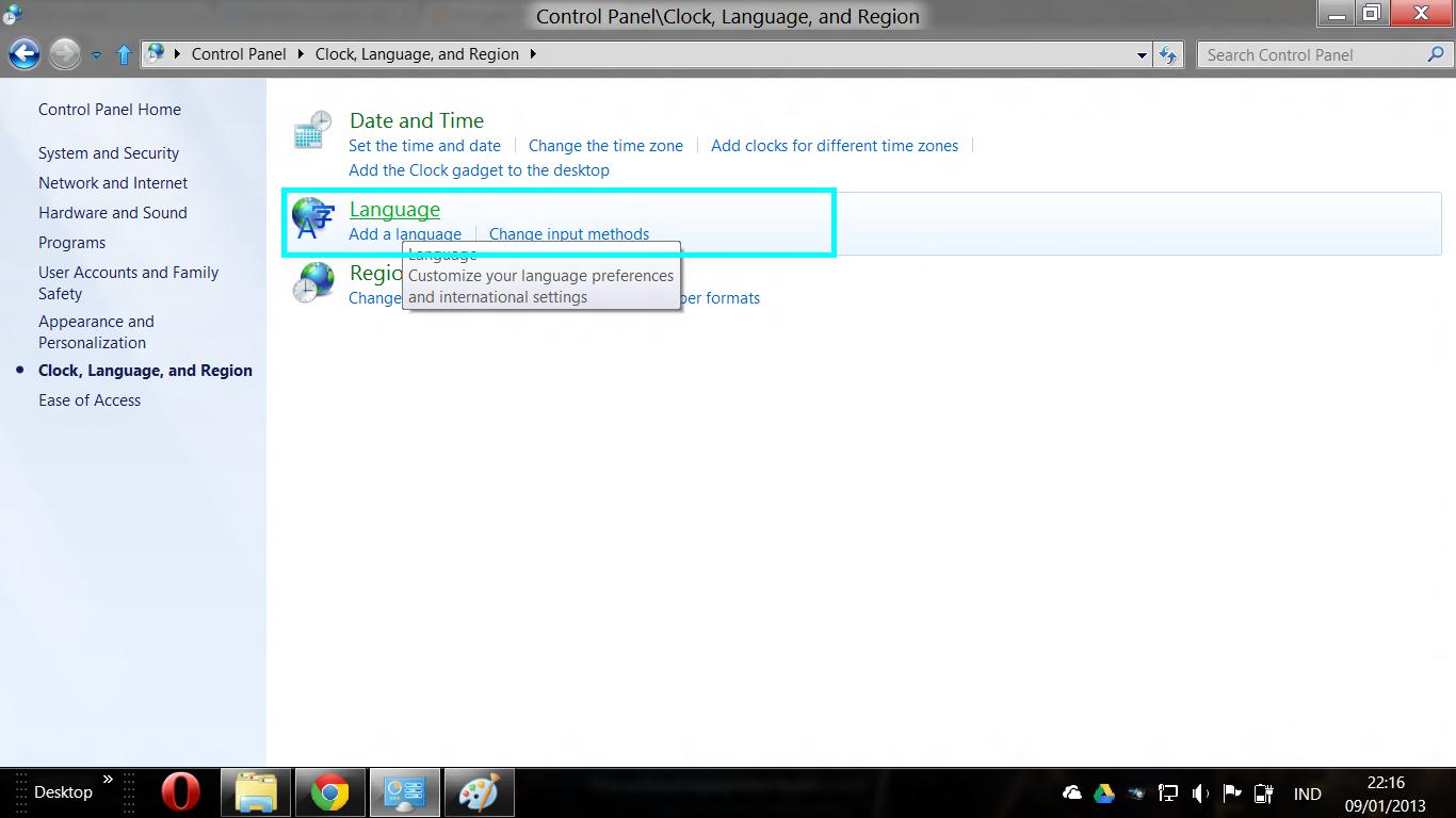 Cara Mengganti Bahasa Di Windows 8