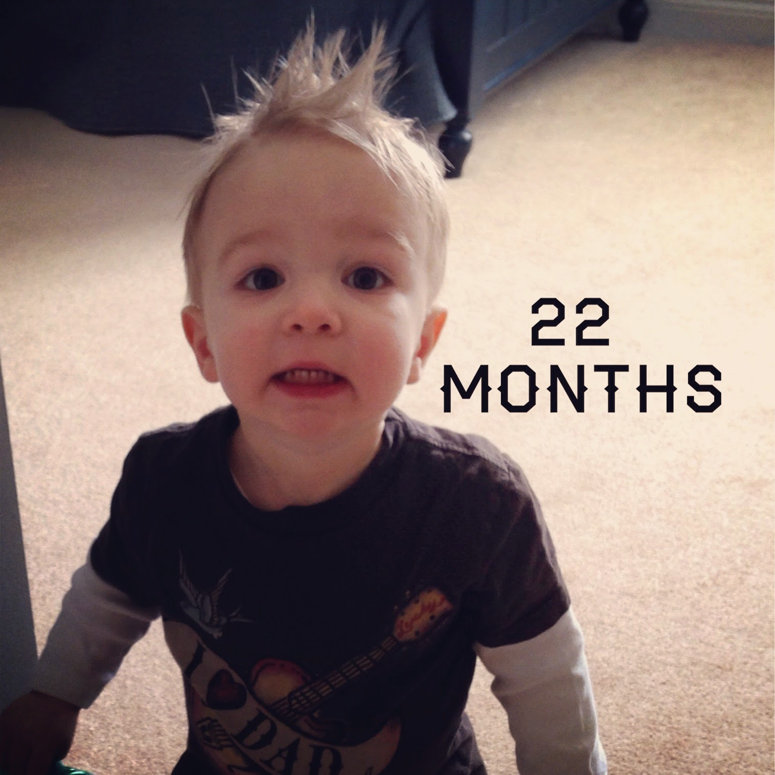 28 22 Years Old 6 Month 22 Month Old Stock Photos