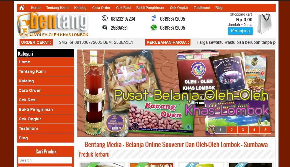 jasa-web-lombok