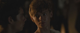 the maze runner-dylan obrien-thomas brodie-sangster