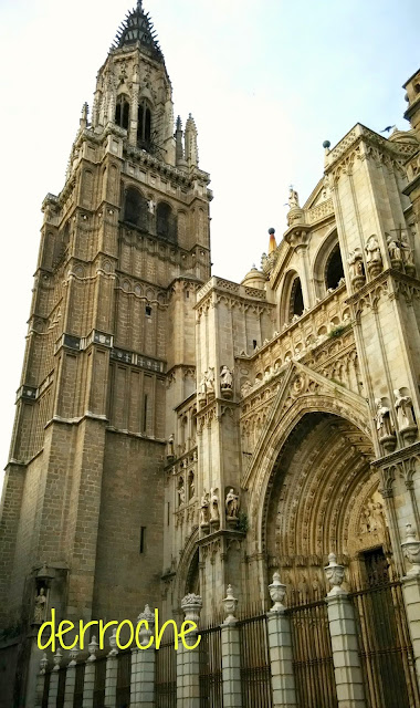 Mamás Full Time Catedral Toledo Gótico