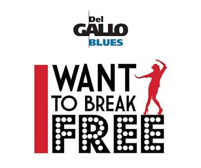 """DelGalloBlues sube el telón con la cena-espectáculo """"I Want To Break Free"""""""