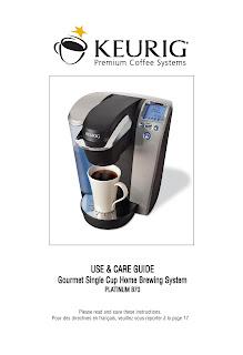 keurig b70 coffee maker coffee drinker rh cf jiraygroup com Keurig K79 Platinum Brewer Keurig K10 and B31