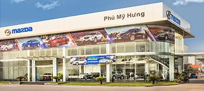 Mazda Phu My Hung| Mazda Phú mỹ hưng| Showroom mazda| Đại lý mazda phú mỹ hưng