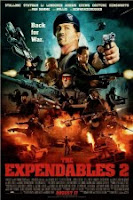 THE EXPENDABLES 2012 – 2014