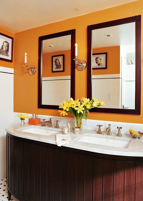 New Home Interior Design: Decorating Gallery: Bathrooms