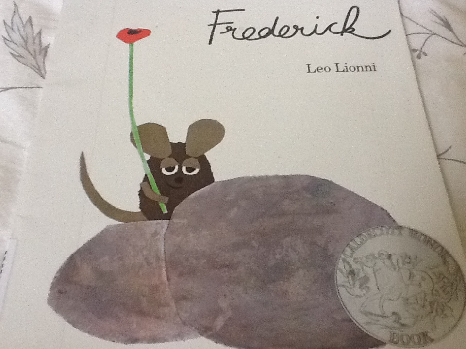 A blog to inspire adults to read to their children for Frederick leo lionni