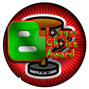 award3 - Blogger Choice Award!