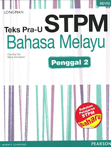 Buku BM Tingkatan 6 Penggal 2
