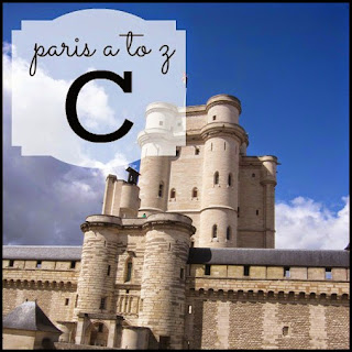 Paris A to Z: C is for Chateau de Vincennes