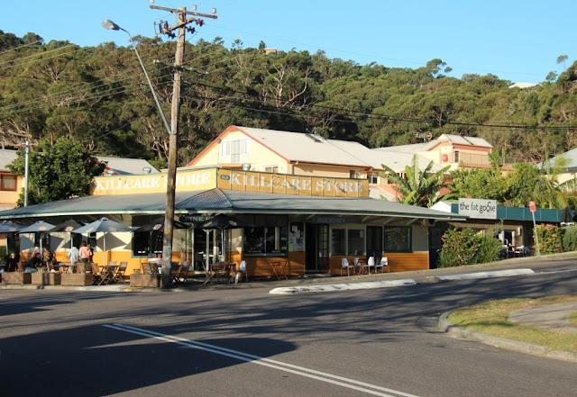 Cafe at Hardys bay