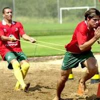 Entrenar fútbol