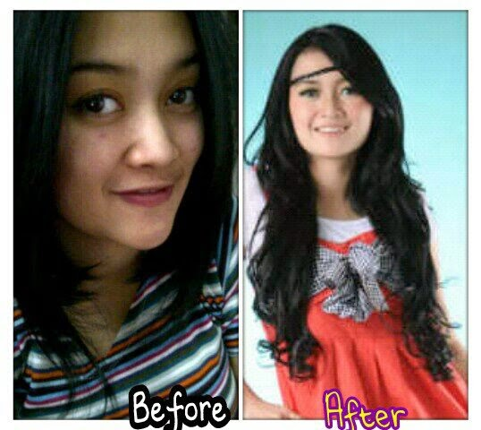 Hair Beauty And Face
