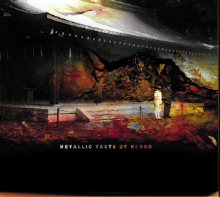 Metallic Taste of Blood Album Now Available for Pre-Order 1