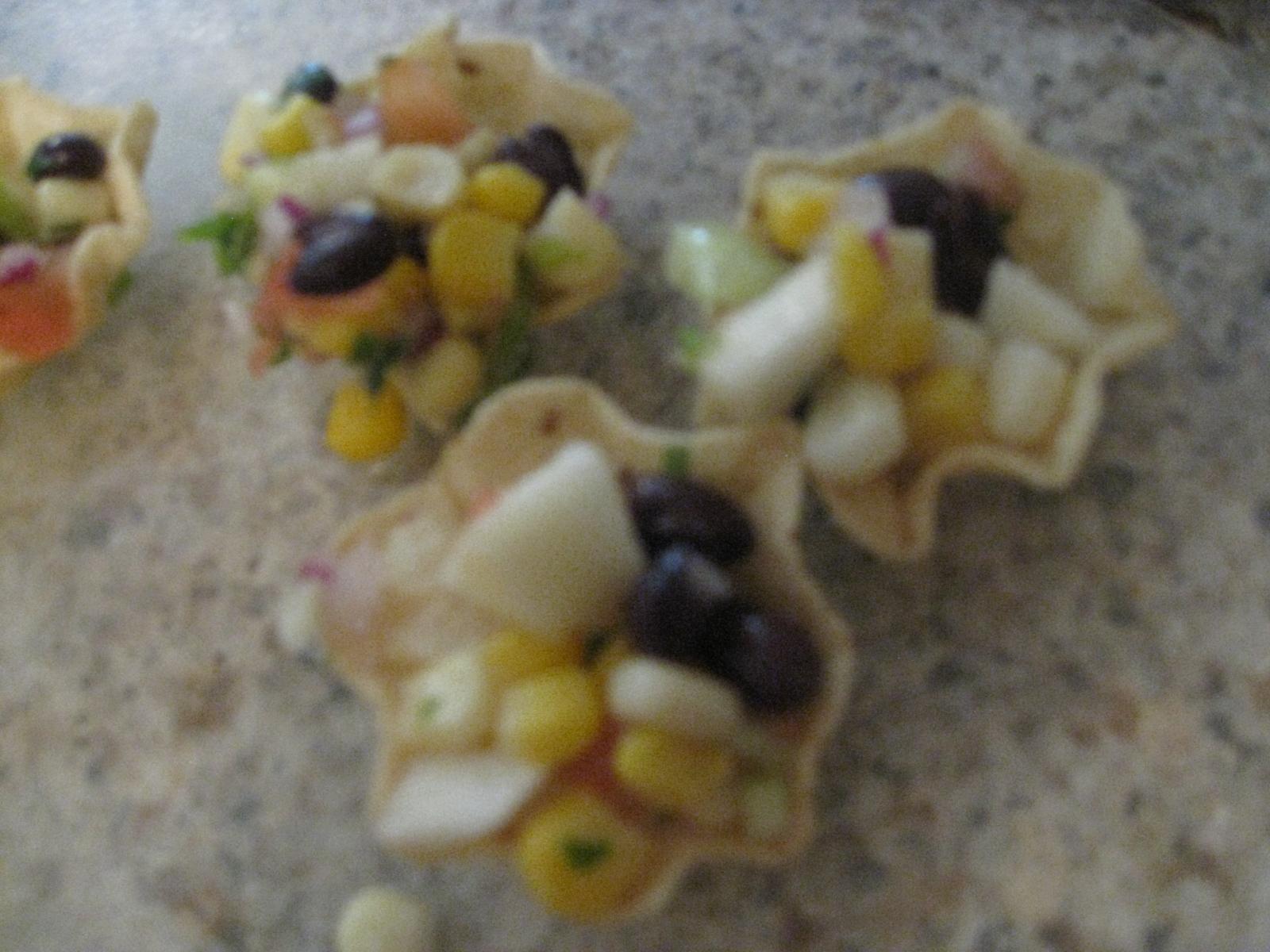 Green Frog Gifts: Food: Garden Fresh Salsa