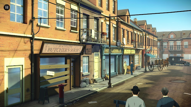 Agatha Christie adventure game preview
