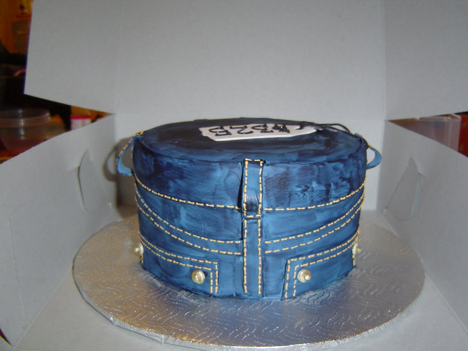 Cakes by Jess Jeans Cake!