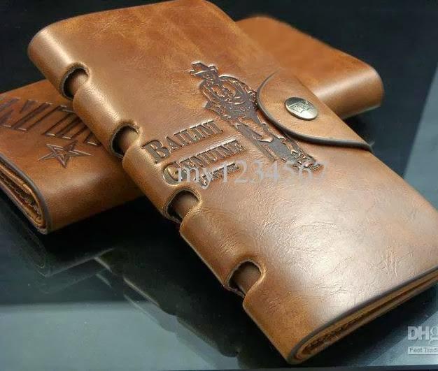 Long Wallet Design