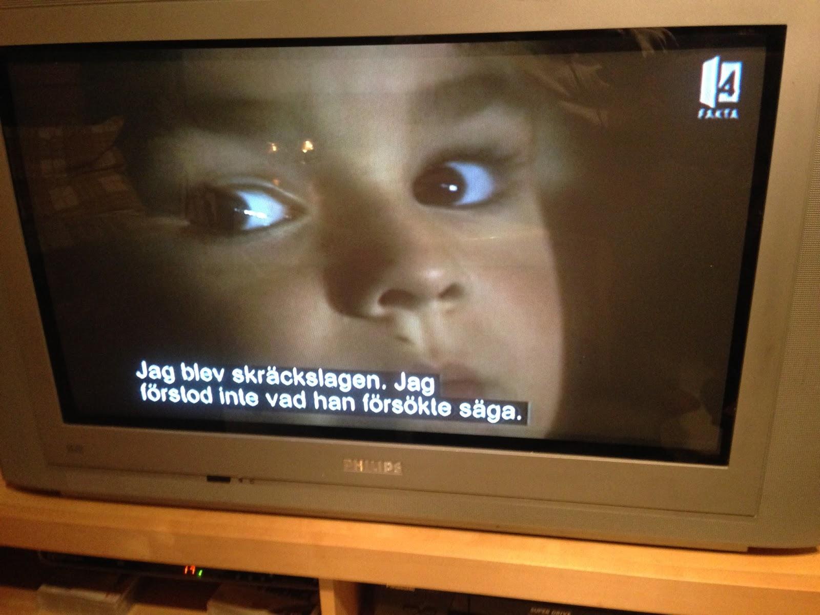Ann Helena Rudberg: Mitt barns tidigare liv