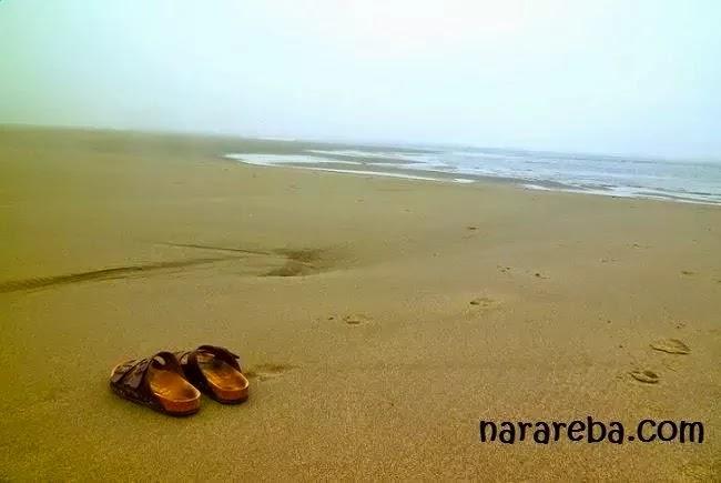 Sepasang Sandal | Nara Reba Manggarai